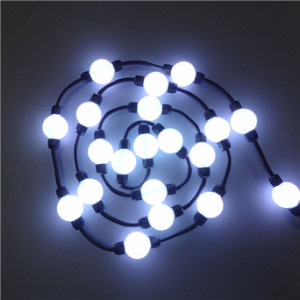 360 degree led ball light diameter 35mm 3d effect pixel